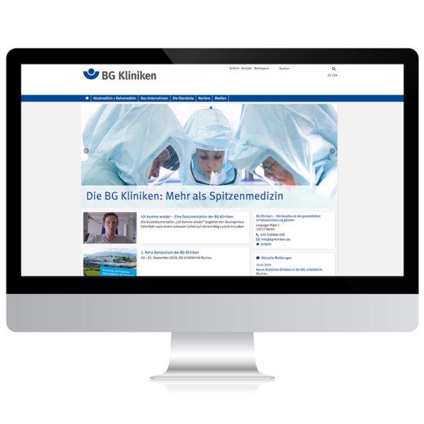 BG Kliniken – Klinikverbund der gesetzlichen Unfallversicherung