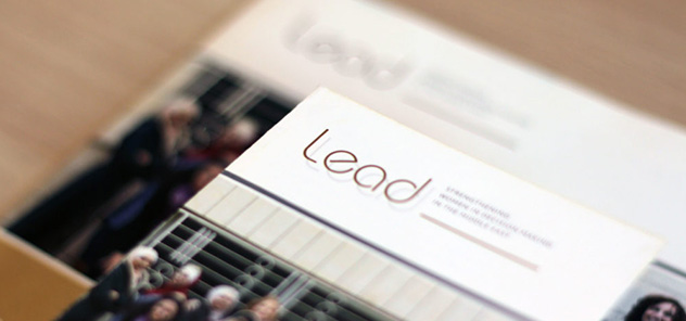 Lead-Projekt / GIZ Middle East